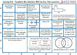 revision resources access maths