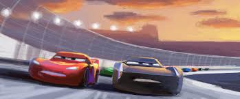 cars 3 see cars 3 scene evolution from storyboard to final cut