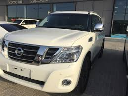 nissan patrol 2016 white nissan patrol 2016 gcc white for sale kargal uae