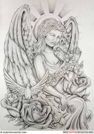 100 fallen angel wings tattoo designs fallen angel wings