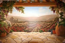 dining room murals dining room murals morgan mural studios