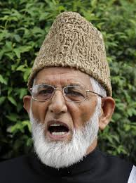 Syed Ali Shah Geelani. A hardline Islamic leader has called for a 'fatwa' (religious edict) against an Indian minister for supporting the idea of reopening ... - syed-ali-shah-geelani