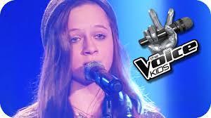 Voice Kids Blind Auditions Echt Weinst Du Anne The Voice Kids Blind Auditions Sat