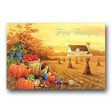 personalized thanksgiving cards