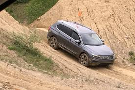 2018 volkswagen tiguan review growing in a fast paced segment