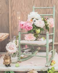 baby shower blog found vintage rentals
