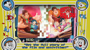 wreck ralph storybook deluxe app store
