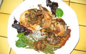 cailles sur canapé recettes de cailles au foie gras sur canapés les recettes les