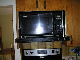 microwave with exhaust fan kenmore hood microwave microwave baked potato