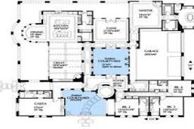 Mediterranean House Floor Plans Mediterranean Floor Plans With Courtyard Mediterranean