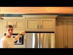 how to build a cabinet around a refrigerator refrigerator surround cabinets
