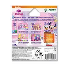 Library Colors Amazon Com Leapfrog Disney Minnie U0027s Bow Tique Super Surprise