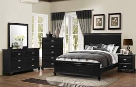 Black Queen Size Bedroom Sets | nantucket 6 pc queen size bedroom set queen bedroom set black
