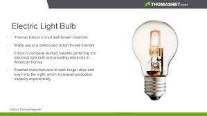 american made light bulbs the american inventions that revolutionized manufacturing