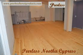 cypress yellow cedar wood products peerless forest products
