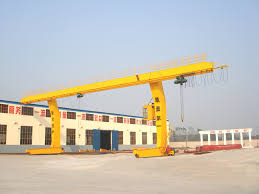 crane for open yard factory
