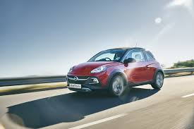 opel adam rocks funky new opel adam rocks it u0027s way onto the scene technobok reviews
