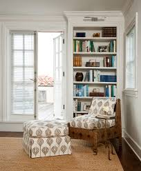 book shelf decor built in bookshelf decorating ideas family room transitional with