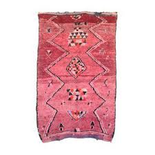 Vintage Moroccan Rug Gently Used U0026 Vintage Moroccan Rugs For Sale At Chairish