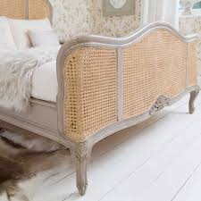 French Style Patio Furniture by Normandy Rattan Painted Luxury French Bed King French Bed
