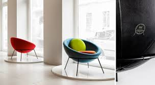 Arper Pouf by Modern Furniture Design Magazine Arper Colours Modern