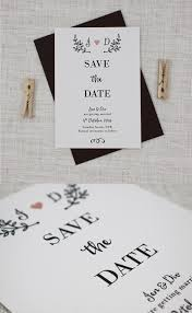 100 rustic save the date cards rustic romance save the date