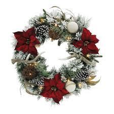 solar powereds wreath fabulous wreaths with lights