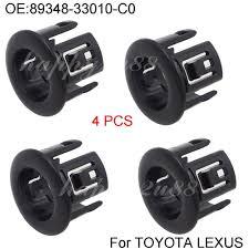 lexus hs 250h 2010 price in cambodia set 4 new pdc parking sensor retainer for toyota lexus es350
