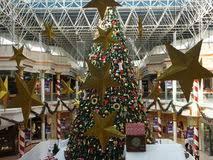 Christmas Decorations Shop Dubai by Christmas Tree In Emirates Mall Dubai Editorial Stock Photo