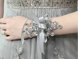 handmade flower bracelet images Buy wholesale customized vintage wedding dress handmade beaded jpg