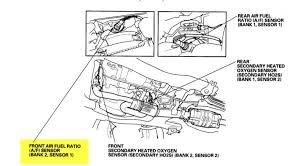 2004 honda accord oxygen sensor heated o2 sensor for a 2003 accord ex v6 3 0 drive accord honda