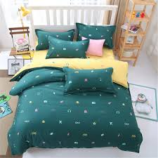 compare prices on orange bed linen set online shopping buy low