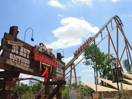 6 Flags In Chicago 7 Amusement Parks On Mountaintops Travel Channel