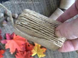 diy thanksgiving acorn napkin rings crafts a