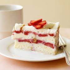 frozen strawberry layer cake recipes weight watchers