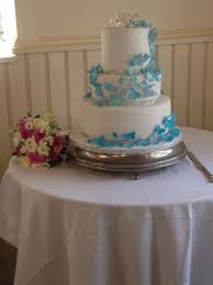 butterfly wedding cake butterfly wedding cakes with edible lace and sparkles picture of