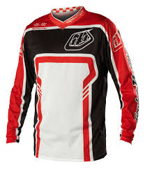 troy lee designs motocross gear troy lee gp air factory jersey size sm only revzilla