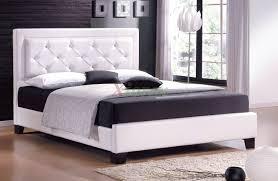 Platform Bed No Headboard Bed Platform Without Headboard With Shelves Designs Bedroom