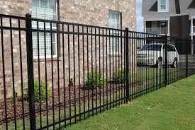 commercial decorative fencing birmingham al ornamental fence