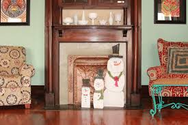 decorating a 1920 fireplace sweet sorghum living