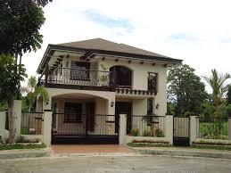 how to design houses elegant minimalist 2 floor house design