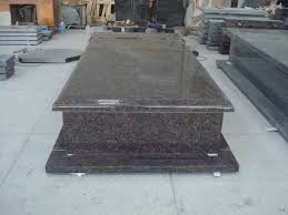 granite headstones brown brown granite headstones cemetery memorials headstones