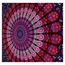 psychedelic home decor tapestries amazon com