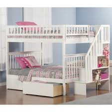 Bunk Beds With Stairs And Storage Bunk Loft Beds With Stairs