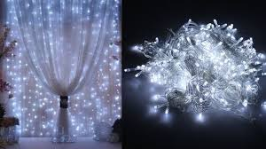 Led Light Curtains Light Any Indoor Or Outdoor Space With This Led Light Curtain