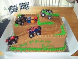 25 monster truck cupcakes ideas monster truck