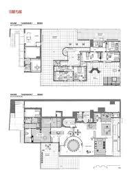 Roman Villa Floor Plans by Architecture As Aesthetics Villa Tugendhat
