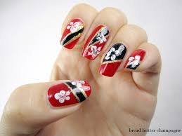 top 15 nail design for happy chinese new year u2013 new famous fashion