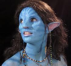 halloween prosthetic makeup avatar feline mask reelmagik llc