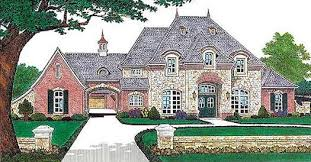 house plans french country french country house plan 4 bedrooms 4 bath 3769 sq ft plan 8 556
